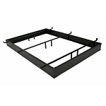Hollywood Bed Frame Company Dynamic Metal Bed Base w/ 3 Cross Supports King 10