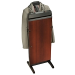 Jerdon 3300W Corby Pants Press 30 Minute Setting Auto Off Walnut Finish