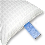 JS Fiber Sleep Free Hospitality Pillow Standard 20Oz. Fill 12 Per Case Price Per Each