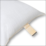 JS Fiber Super Gold Choice Hospitality Pillow Standard 24Oz. Fill 12 Per Case Price Per Each
