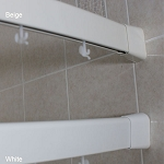 Kartri Ultimate Shower Bar Bows 5