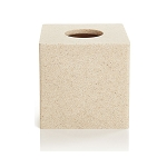 Alistaire Sandstone Resin Tissue Box Cover