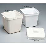 Lancaster Colony Insulating Liner For 3 Qt. Square Ice Tub w/ Handle White 36 Per Case Price Per Each