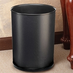 Lancaster Colony Design Line Round 13 Qt. Wastebasket 4 Per Case Price Per Each