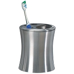 NuSteel Elite Double Wall Stainless Toothbrush Holder 24 Per Case Price Per Each