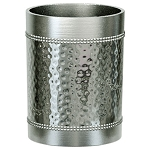 NuSteel Hudson Mirror & Hammered Tumbler 24 Per Case Price Per Each