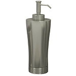 NuSteel Special Pewter Finish Soap/Lotion Pump 24 Per Case Price Per Each