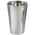 NuSteel Gloss Mirror Finish Tumbler 24 Per Case Price Per Each