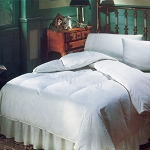 Phoenix Down Brussels Comforter Twin 60x86 White Duck Down 4 Per Case Price Per Each