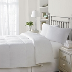 Phoenix Down Level 2 Comforter Queen 86x86 White Duck Down 4 Per Case Price Per Each