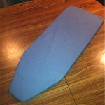 Pressto Valet Bungee One-Piece Ironing Board Cover For Dorm Board Blue 12 Per Case Price Per Each