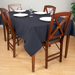 Ultimate 60-40 Cotton Rich Blend Square Tablecloths
