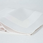 Parnell 100% Cotton Satin Band Napkins