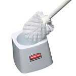 Rubbermaid Commercial 631100WE Toilet Bowl Brush Holder Fits 6310 Brush