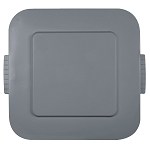 Rubbermaid Commercial 353900GY Brute® Square Container Lid For 3536 Container Gray