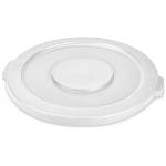 Rubbermaid Commercial 2609WHI Brute® Lid For 2610 BRUTE® Container White