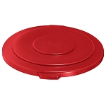 Rubbermaid Commercial 2631RED Brute® Lid For 2632 BRUTE® Containers Red