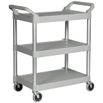 Rubbermaid Commercial 342488PM Utility Cart w/ 4