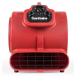 Sanitaire SC6056A High Velocity Air Mover 0.62 HP 3 Levels of Air Speeds 20' Cord
