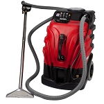 Sanitaire SC6088B 10 Gallon Big Wheel Heated Portable Extractor