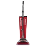 Sanitaire SC886E Quick Kleen Commercial Upright Vacuum 7 Amps Shake-Out Bag 50' Cord