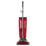 Sanitaire SC888K Quick Kleen Commercial Upright Vacuum 7 Amps Disposable Dust Bag 50' Cord