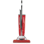 Sanitaire SC899F Quick Kleen Commercial Upright Vacuum 7 Amps Shake-Out Bag 50' Cord
