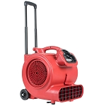 Sanitaire SC6057A High Velocity Air Mover w/ Telescopic Handle & Wheels 0.62 HP 3 Levels of Air Speeds 20' Cord