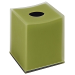 Steeltek Moss Boutique Tissue Cover w/ Bottom 8 Per Case Price Per Each