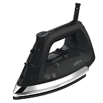 Sunbeam® 3018 GreenSense™ Classic Mid Size Steam Iron Black/Chrome 4 Per Case Price Per Each