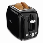 Sunbeam® TSSBTR2SLB 2 Slice Extra-Wide Slot Toaster w/ Cool Touch Black 4 Per Case Price Per Each