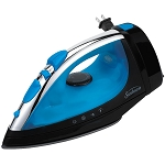 Sunbeam® GCSBCL202000 GreenSense™ SteamMaster® Full Size Professional Iron w/ Retractable Cord Black 4 Per Case Price Per Each