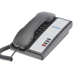 Teledex Nugget Series Analog Single Line Compact Phone Black or Ash 10 Per Case Price Per Each