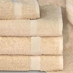 Thomaston Mills Cam Washcloths 12x12 86% Cotton 14% Polyester Beige 25 Dz Per Case Price Per Dz