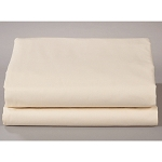 Thomaston Mills T-180 Flat Sheets Twin 66x104 50% Cotton 50% Polyester Bone 2 Dz Per Case Price Per Dz