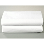 Thomaston Mills T-180 Flat Sheets Twin 66x104 50% Cotton 50% Polyester White 2 Dz Per Case Price Per Dz