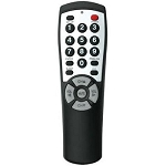 Brightstar Universal TV Only Remote For Healthcare & Hospitality 12 Per Case Price Per Each