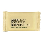 Good Day Amenity Bar Soap Pleasant Scent 1.5 Oz. 500 Per Case