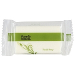 Pure & Natural Facial Soap 0.75 Oz. Fresh Scent 1000 Per Case
