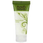 Pure & Natural Hand & Body Lotion Fresh Scent 0.75 Oz. 288 Per Case