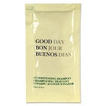 Good Day Conditioning Shampoo Packet 0.25 Oz. 500 Per Case