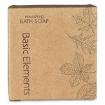 Basic Elements Bath Soap Bar 1.47 Oz. 200 Per Case