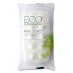Eco By Green Culture Bath Massage Bar Clean Scent 1.06 Oz. 300 Per Case