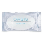 Oasis Amenities Soap Bar 0.6 Oz. 500 Per Case