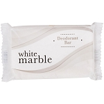 White Marble Dial Deodorant Bar Soap 0.75 Oz. 1000 Per Case