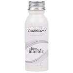 White Marble Breck Conditioner Bottle 0.75 Oz. 288 Per Case