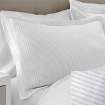 Martex Five Star T-300 Stripe Pillow Shams