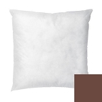 Martex Rx Solid Color Chocolate Decorative Pillows