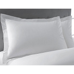 Martex Millennium T-250 White Pillow Shams