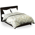 Martex Rx Oxidized Leaf Tan Comforters